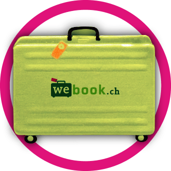 Why request at webook.ch?
