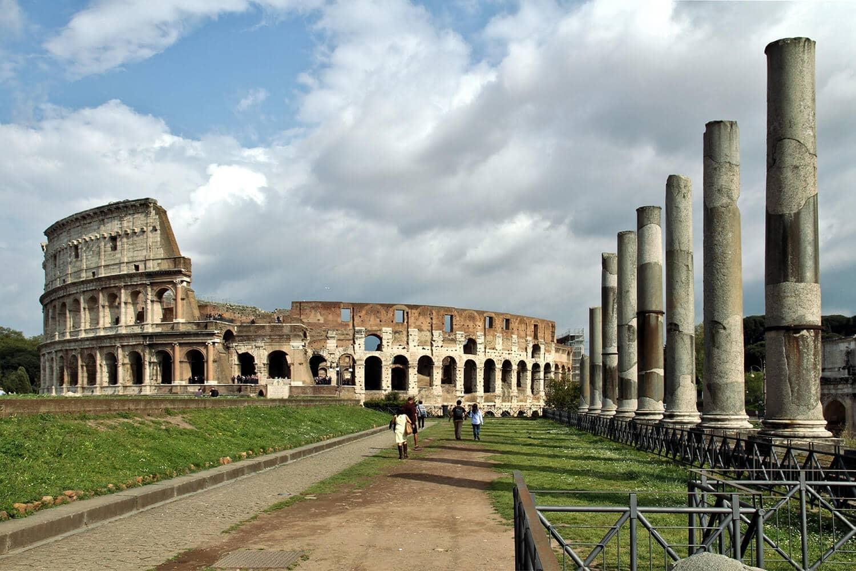 Städtereise Rom Online Reisebüro webook.ch