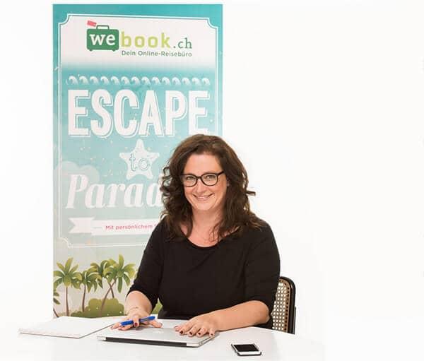 Barbara Seiler Online Reisebüro webook.ch