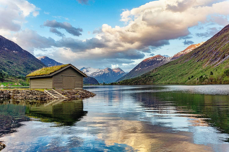 Ferien in Norwegen online Reisebüro webook.ch