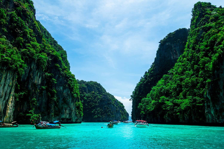 Thailand Phuket Reisen