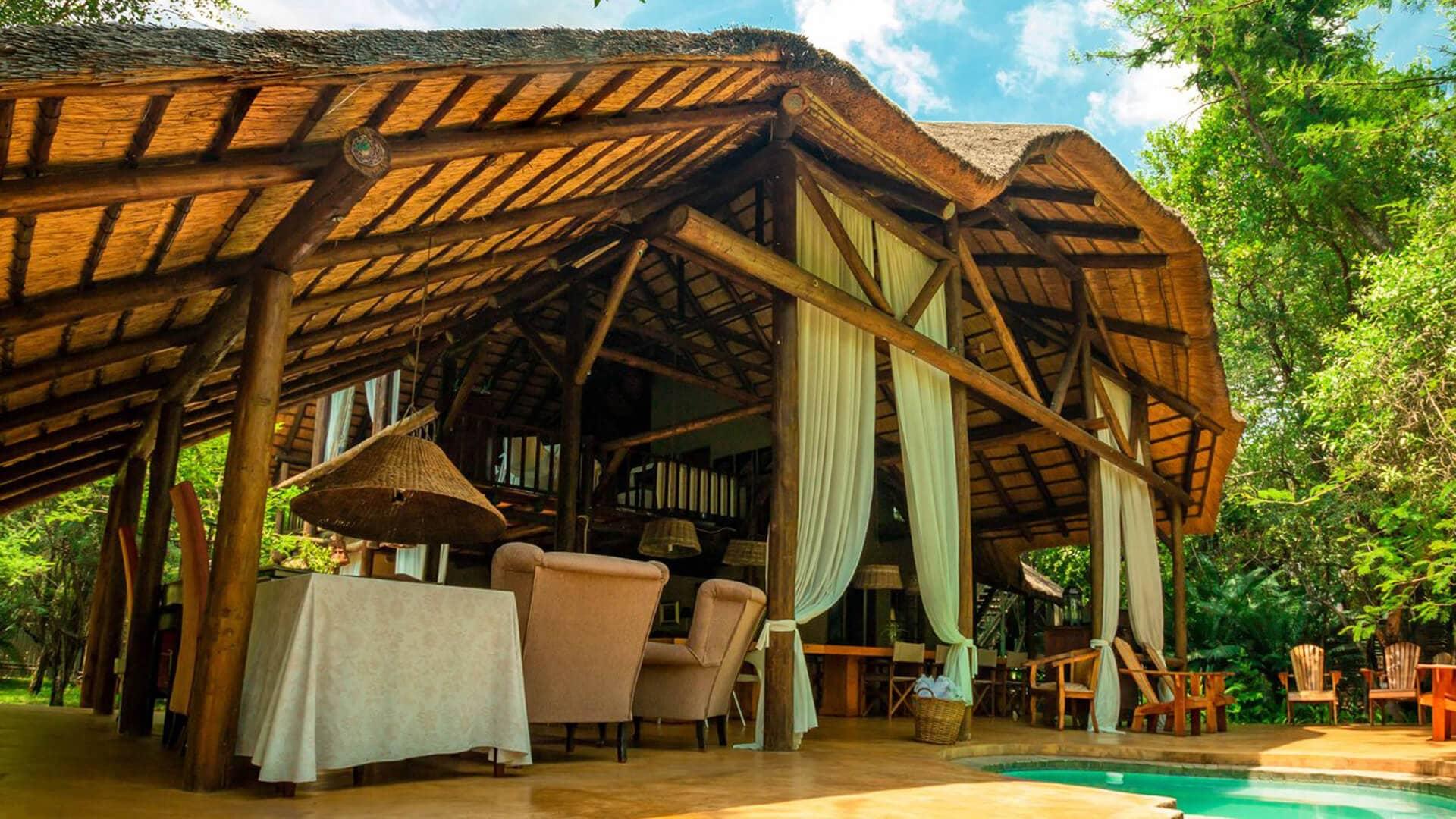Maqueda Lodge Südafrika