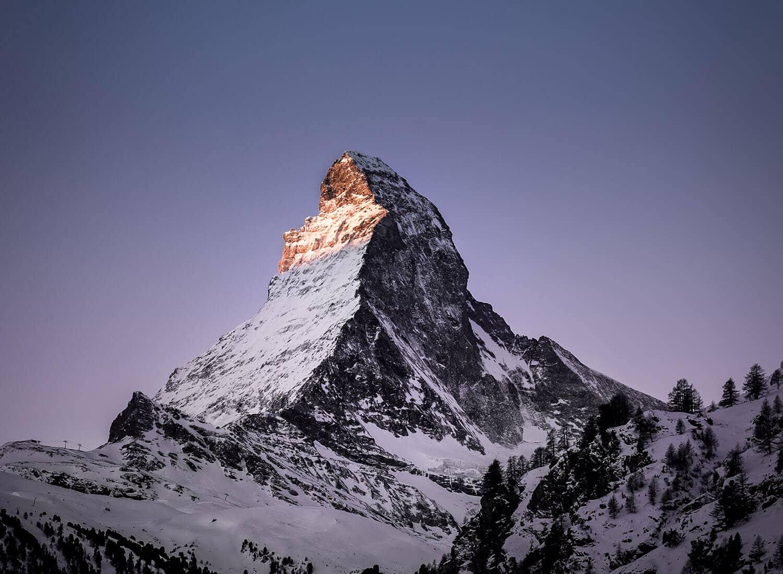 Kinderfrei am Matterhorn