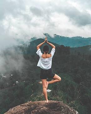 Yoga-, Meditation- und Ayurveda-Ferien