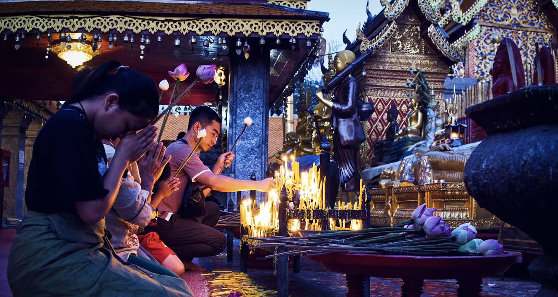 Nord-Thailand Reise